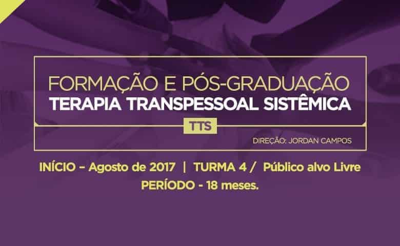 Curso de Formação e Pós-Graduação em Terapia Transpessoal Sistêmica